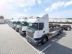 VILKIKŲ VAIRUOTOJAI (-os) Vokietijoje. BDF konteineriai. 105 Eur k. d (2)